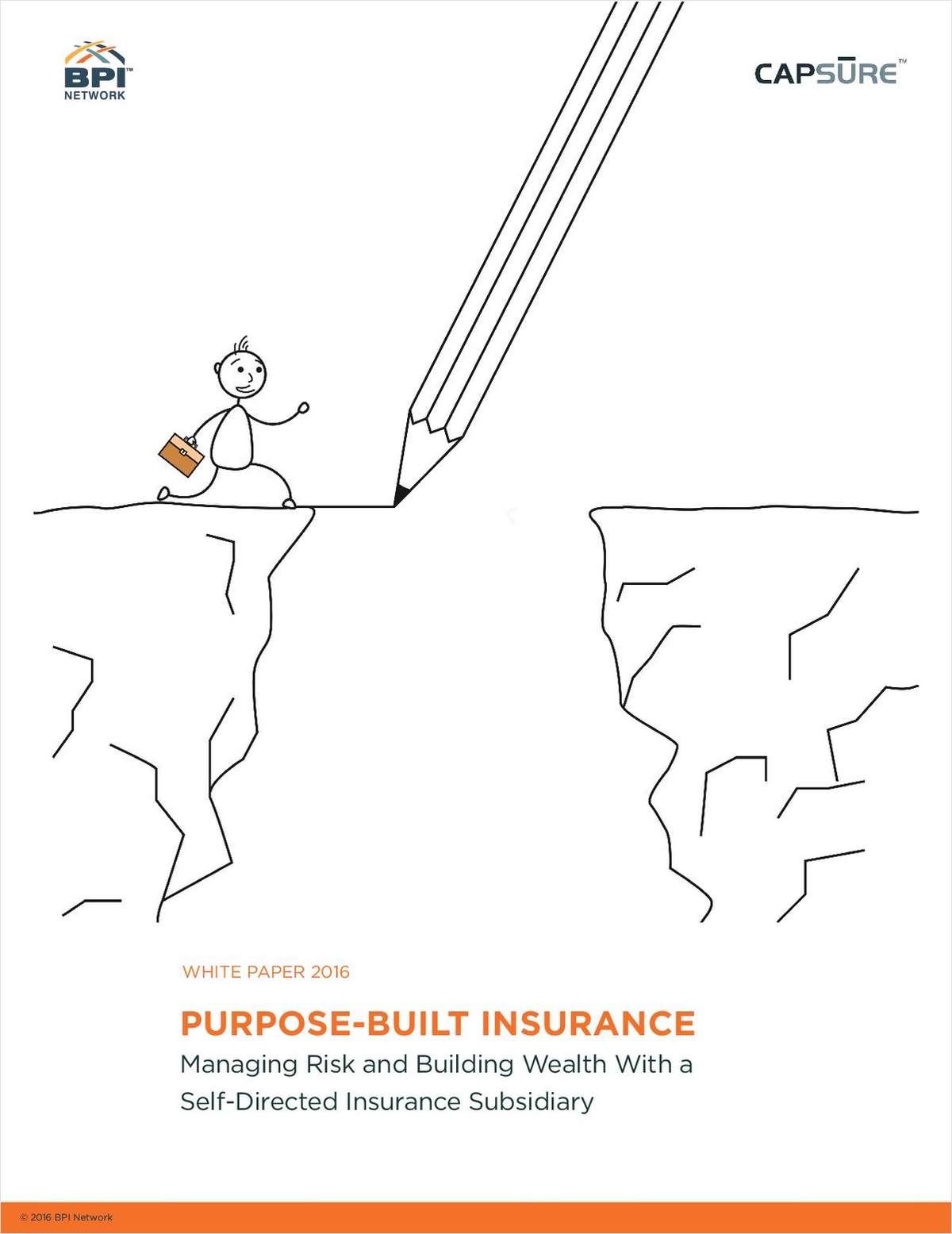 Purpose-Built Insurance