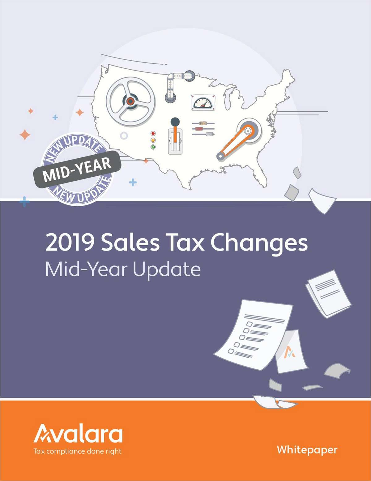 2019 Sales Tax Changes Mid-Year Update