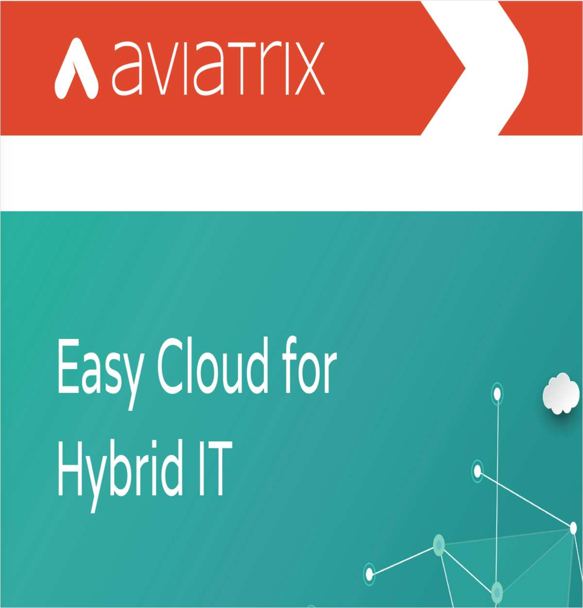 Insanely simple Hybrid Cloud Networking