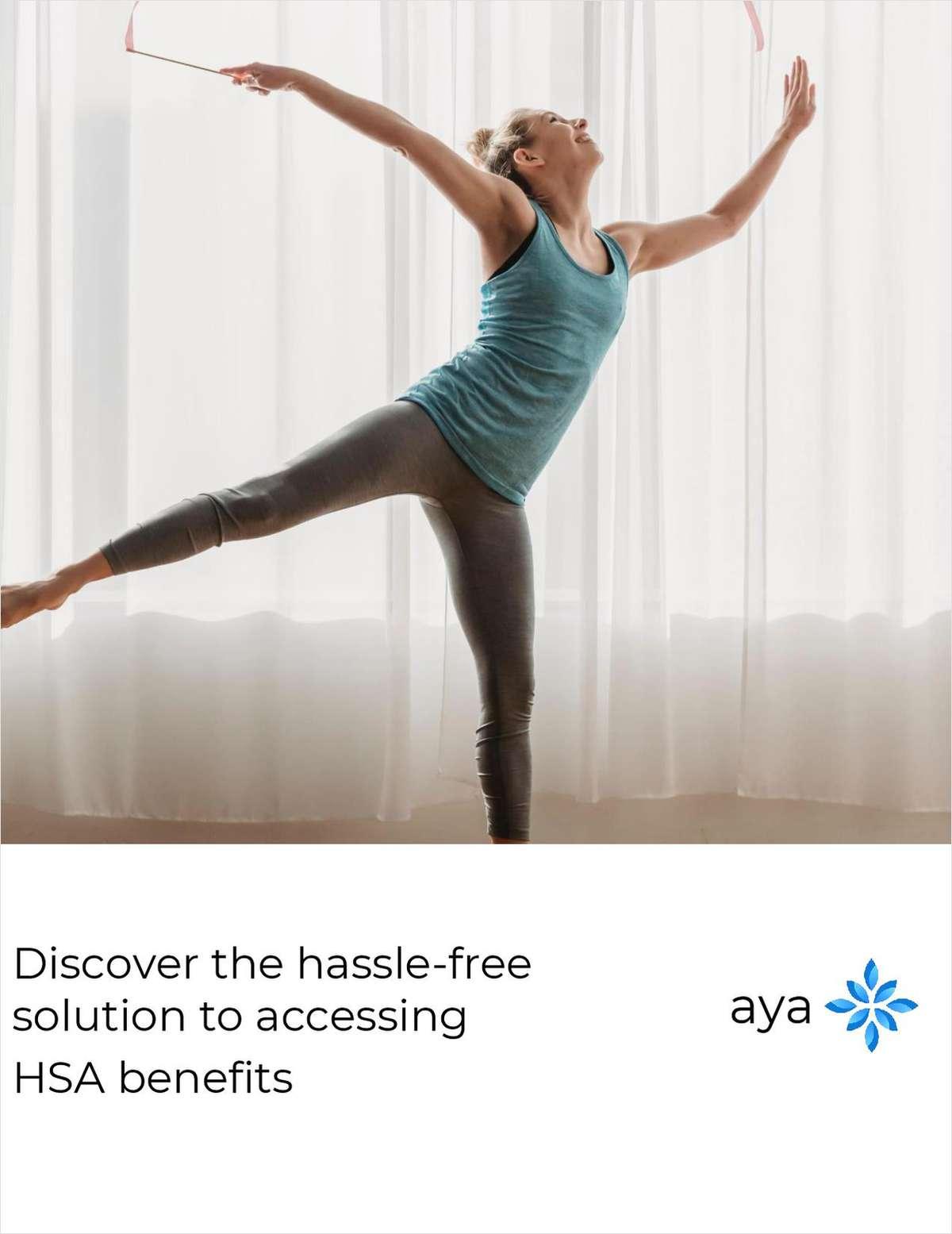 Aya Health Spending Account White Paper