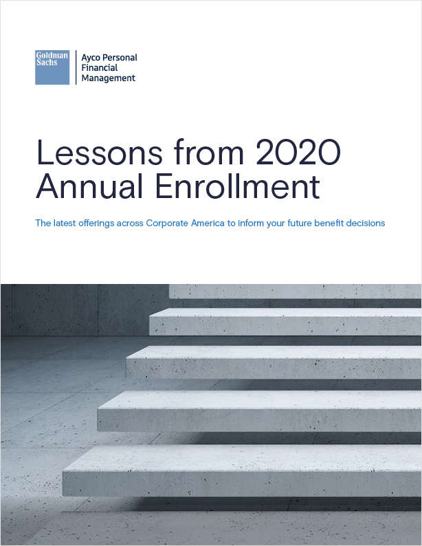 Lessons from 2020 Annual Enrollment