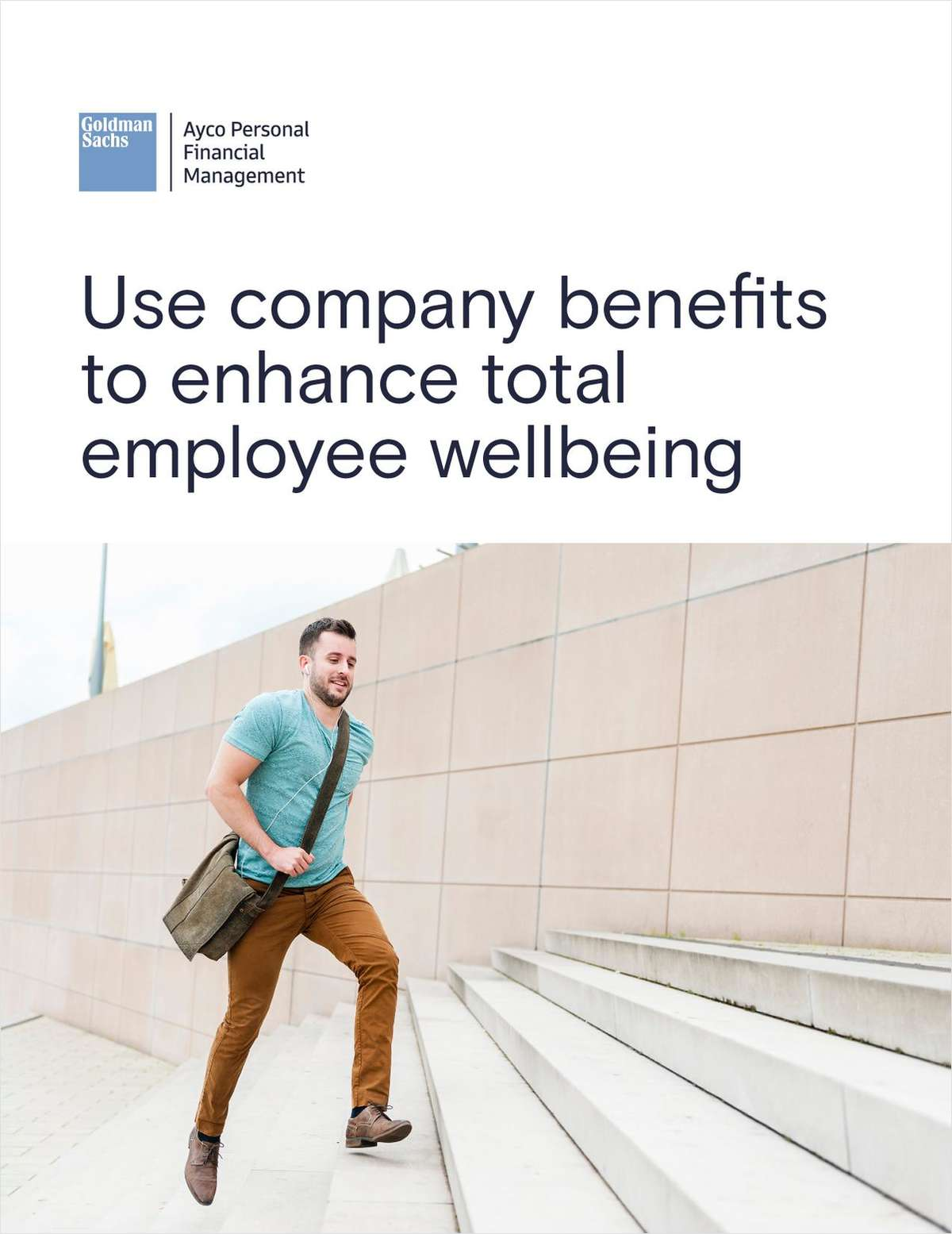 Use Company Benefits to Enhance Total Employee Wellbeing
