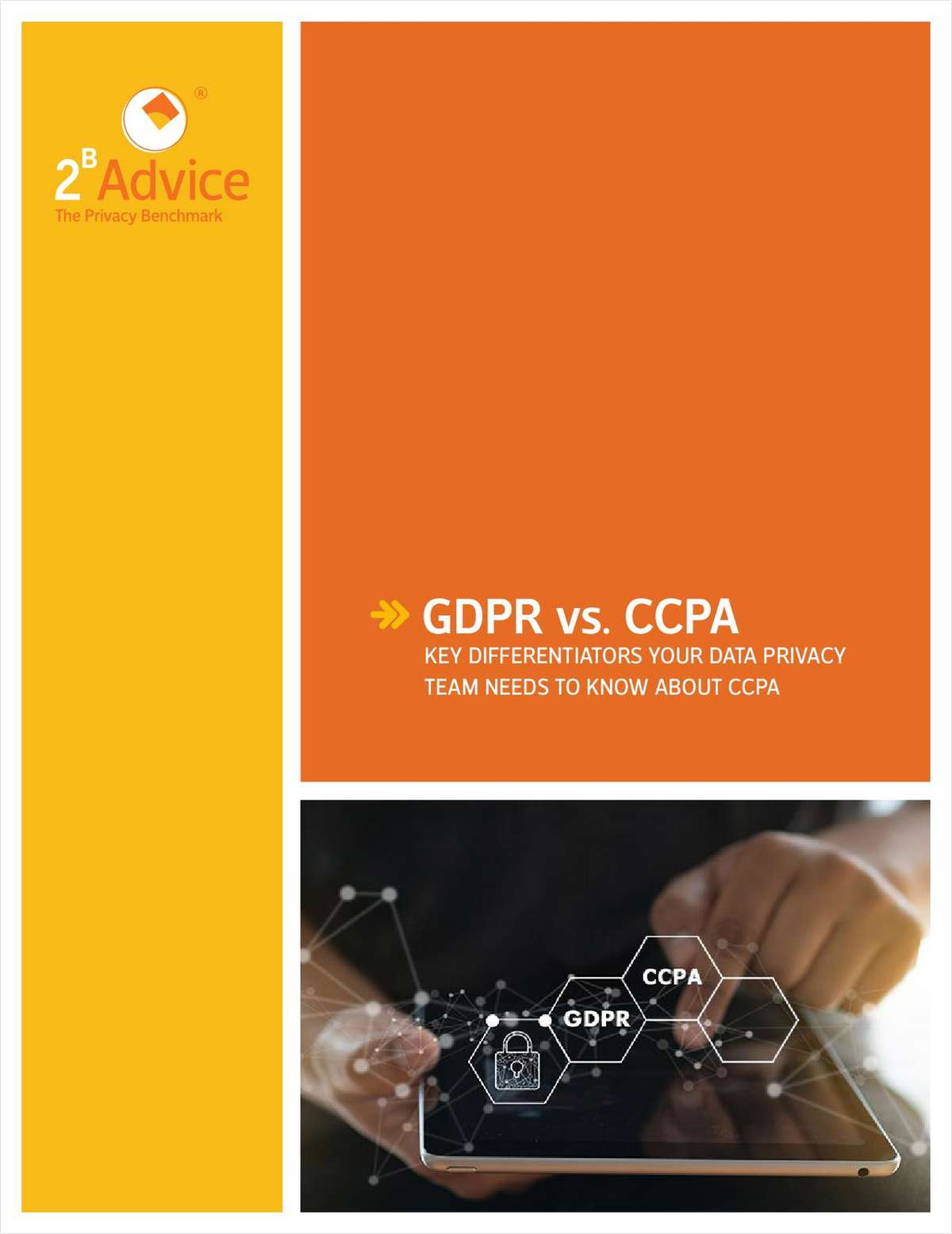 GDPR vs CCPA: Key Differentiators You Need to Know