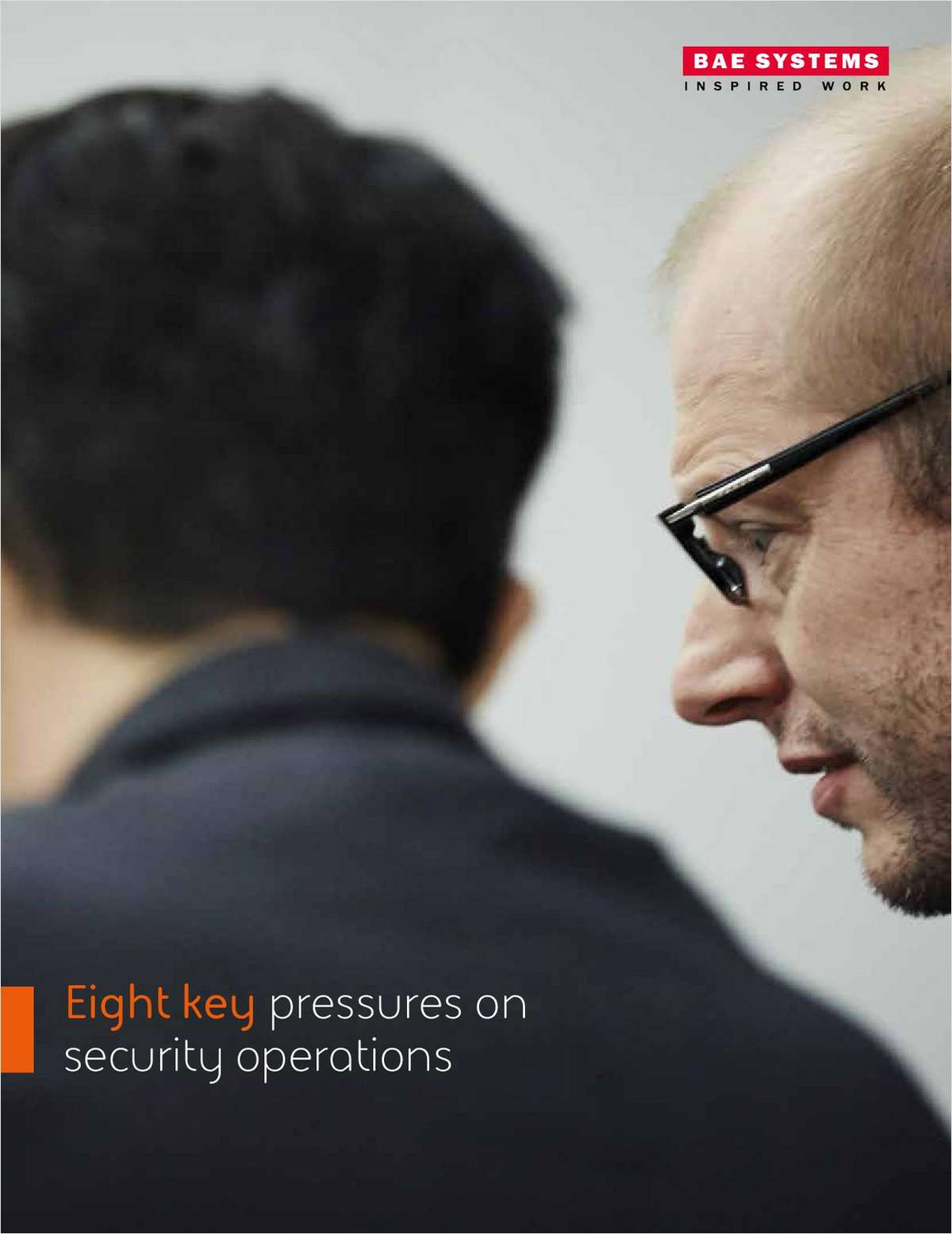 Eight Key Pressures on Security Operations