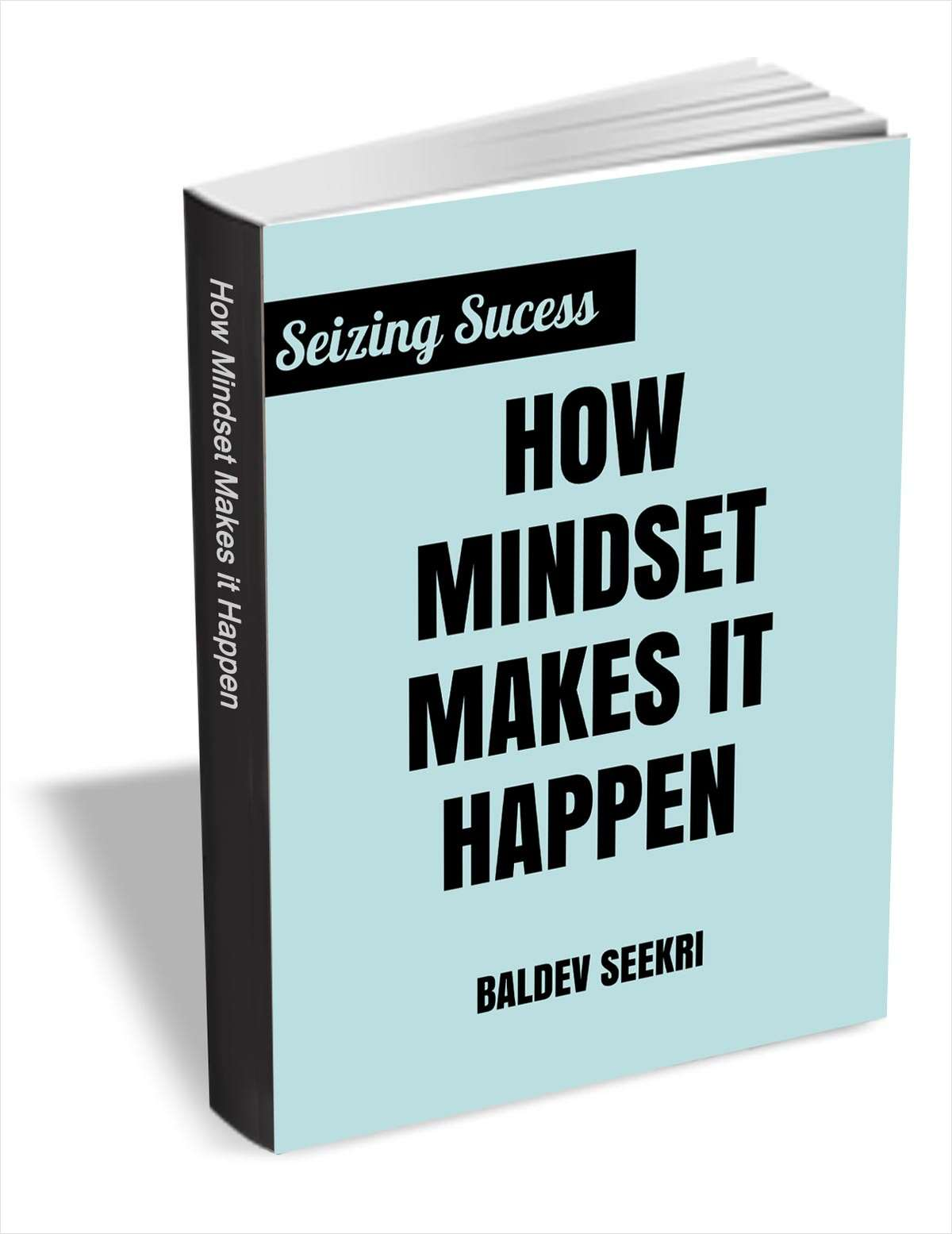 Seizing Success - How Mindset Makes It Happen