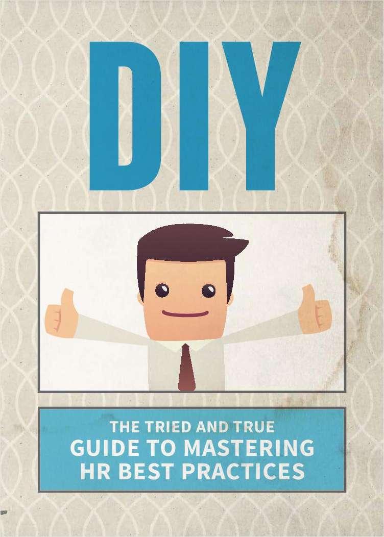 DIY Mastering HR Best Practices