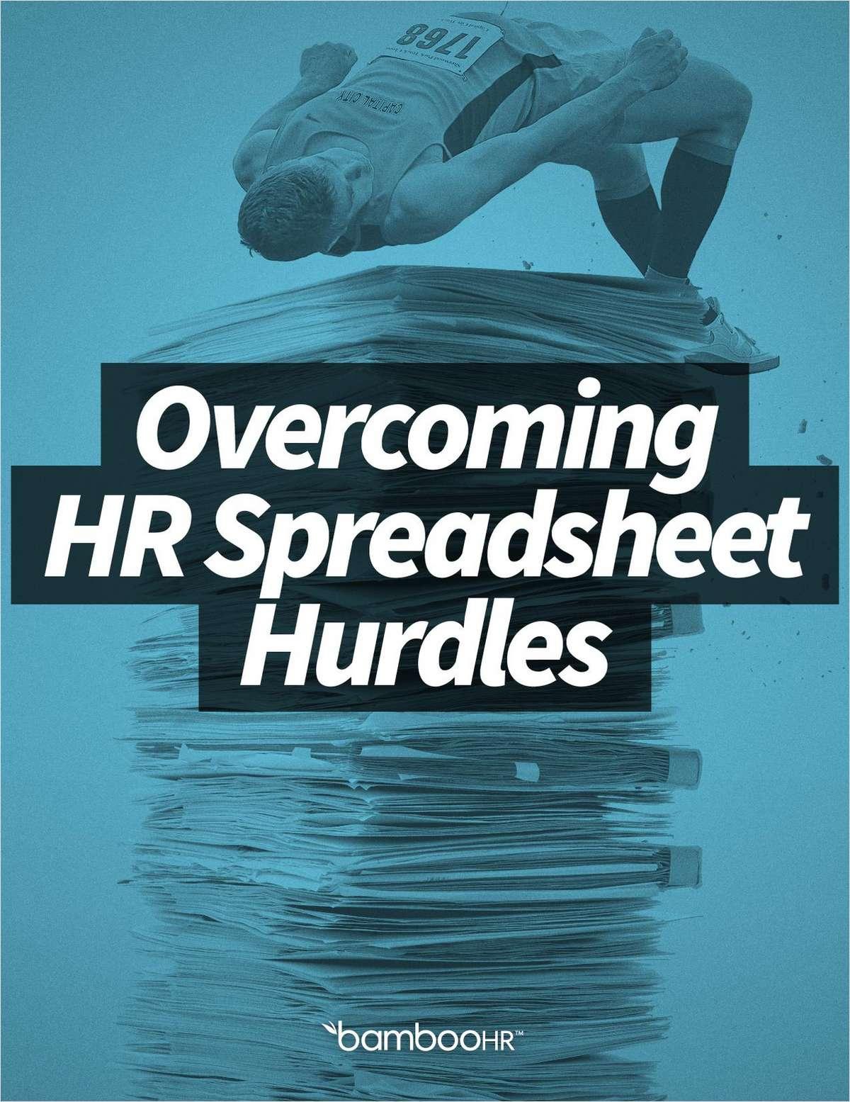 Overcoming HR Spreadsheet Hurdles