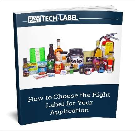 How to Choose the Right Label for Your Application