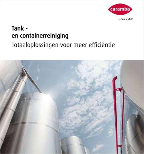 Uw weg naar een snelle en efficiënte Tankreiniging & Containerreiniging