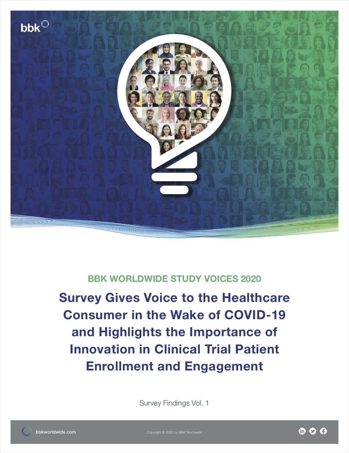 [WHITEPAPER] Survey Reveals Demand for Clinical Trial Innovation in the Wake of COVID-19