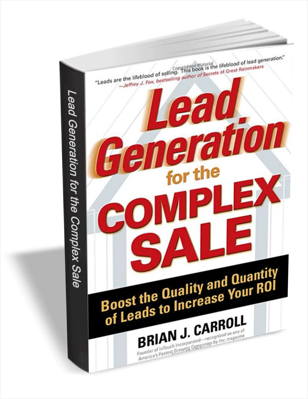 Lead Generation for the Complex Sale - Chapter 3