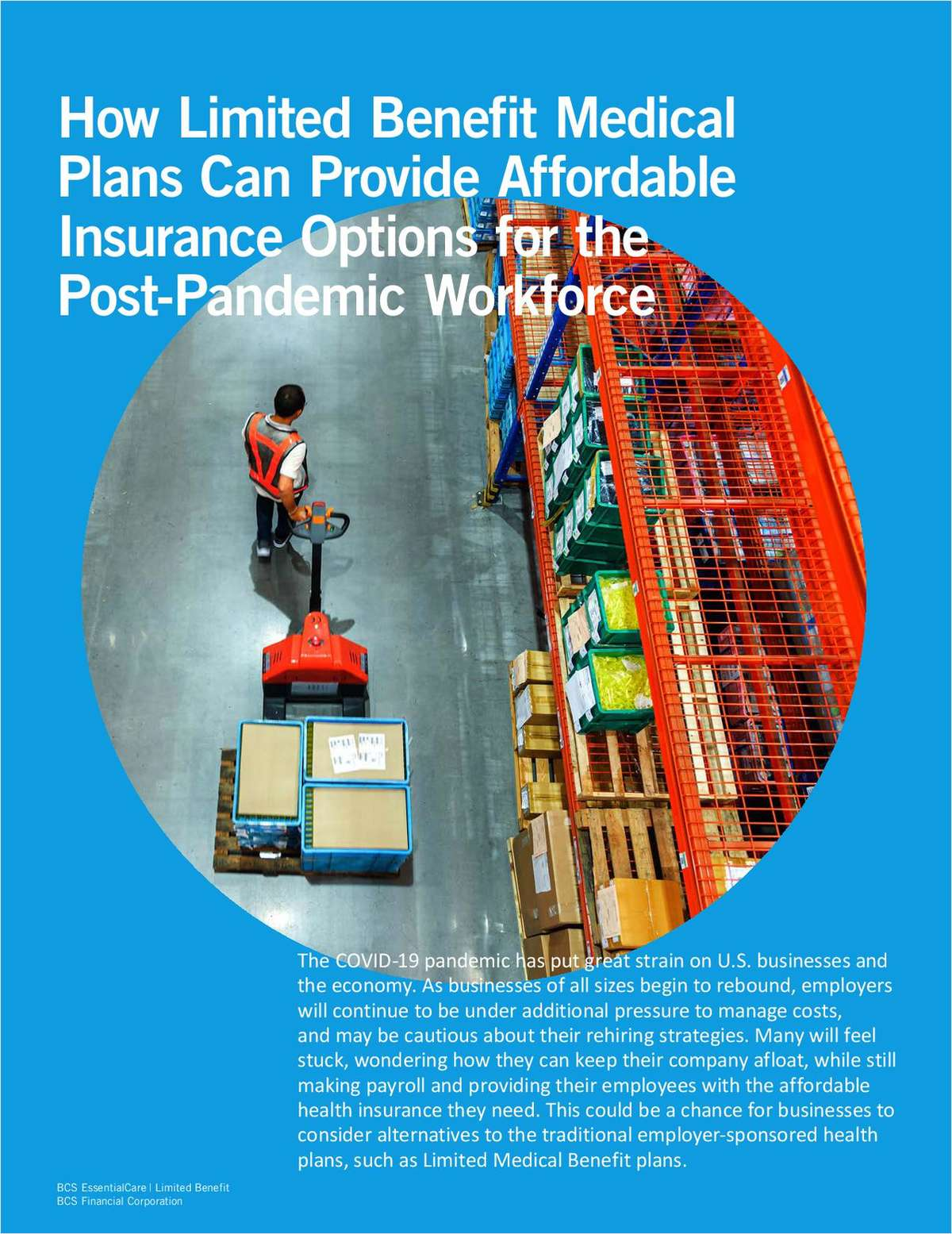 Help Clients Manage Benefits Costs Now and Post-Pandemic