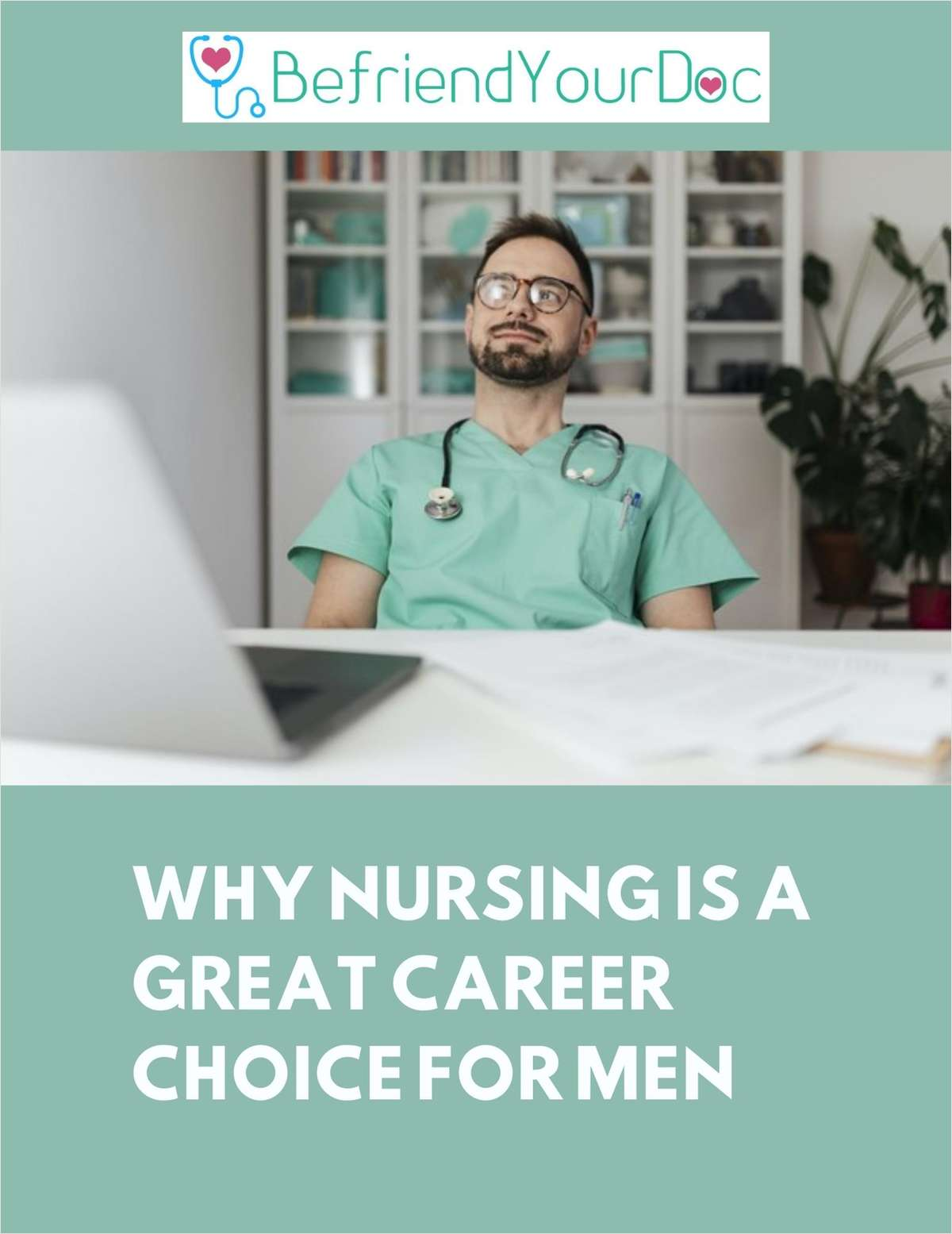 Why Nursing is a Great Career Choice for Men