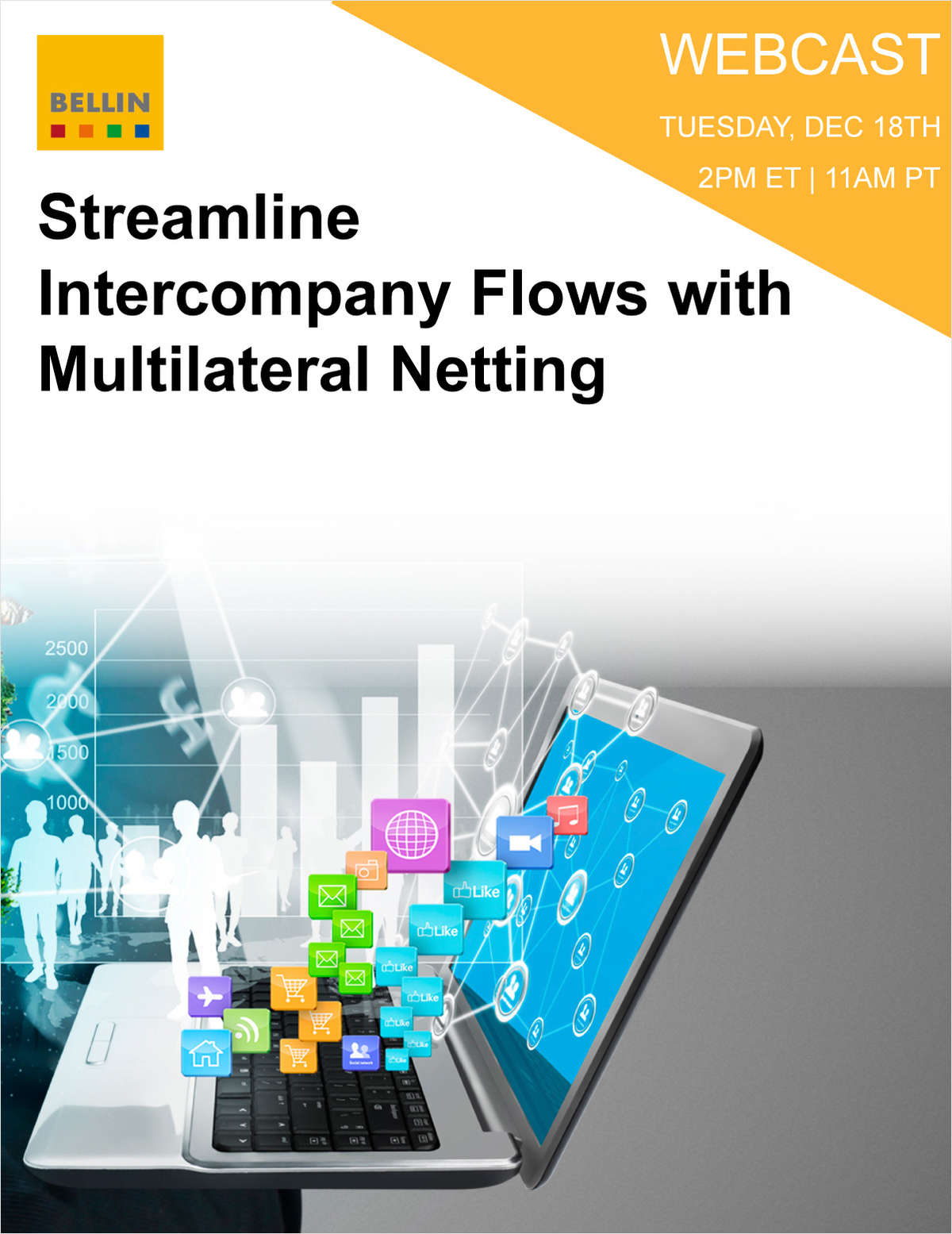 Streamline Intercompany Flows with Multilateral Netting