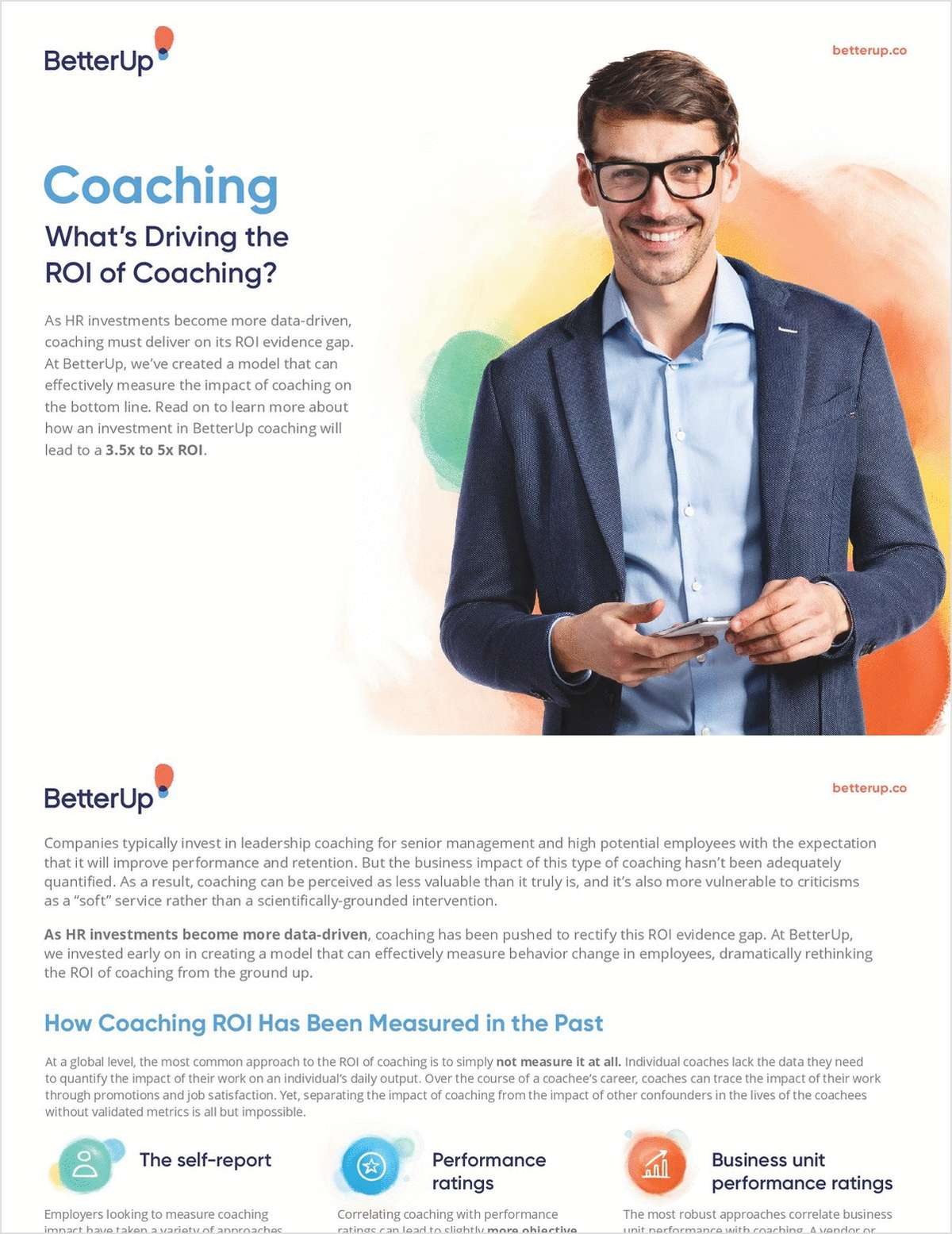 The ROI of Coaching: Develop Leaders with Measured Success