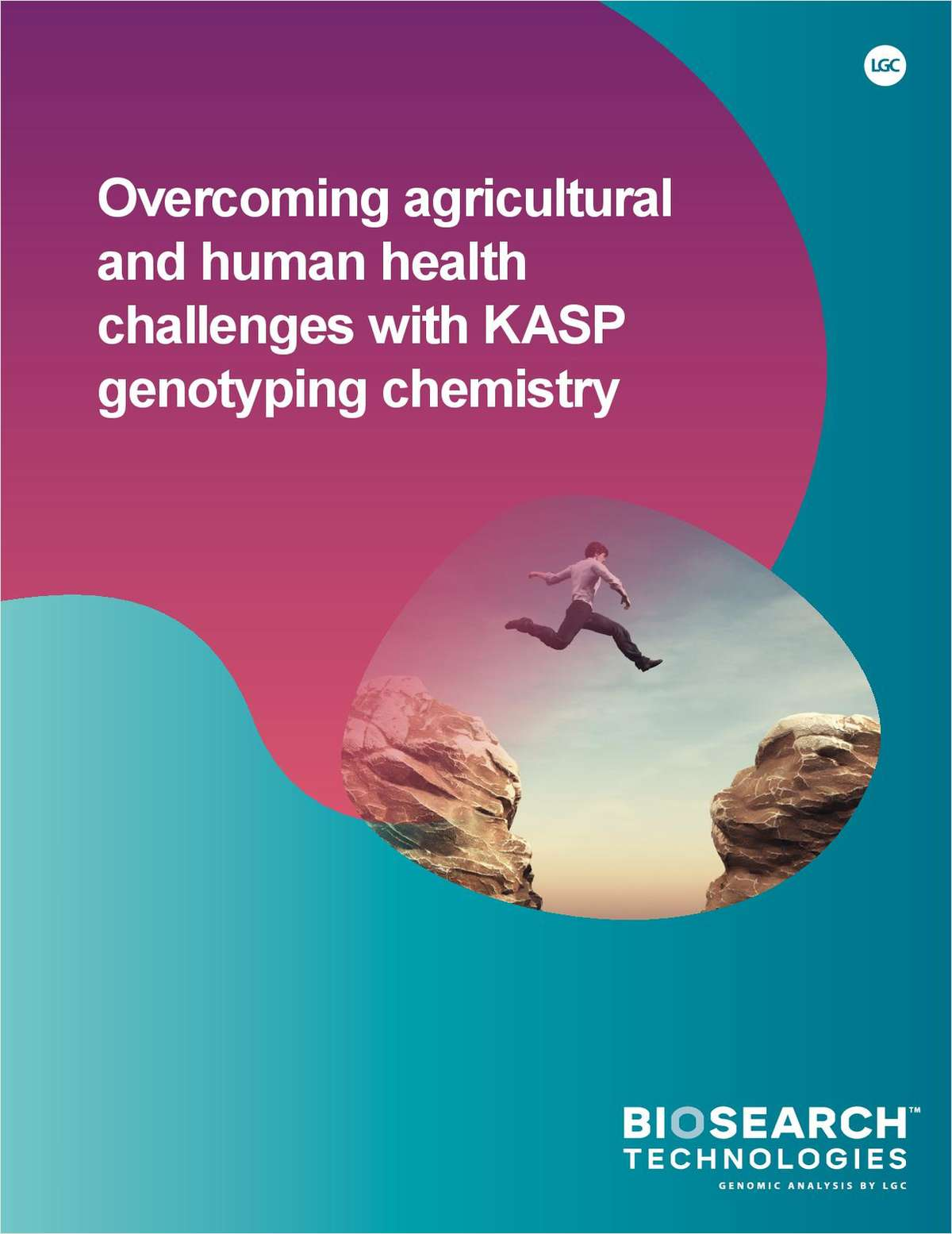 Overcoming Agricultural and Human Health Challenges With KASP Genotyping Chemistry