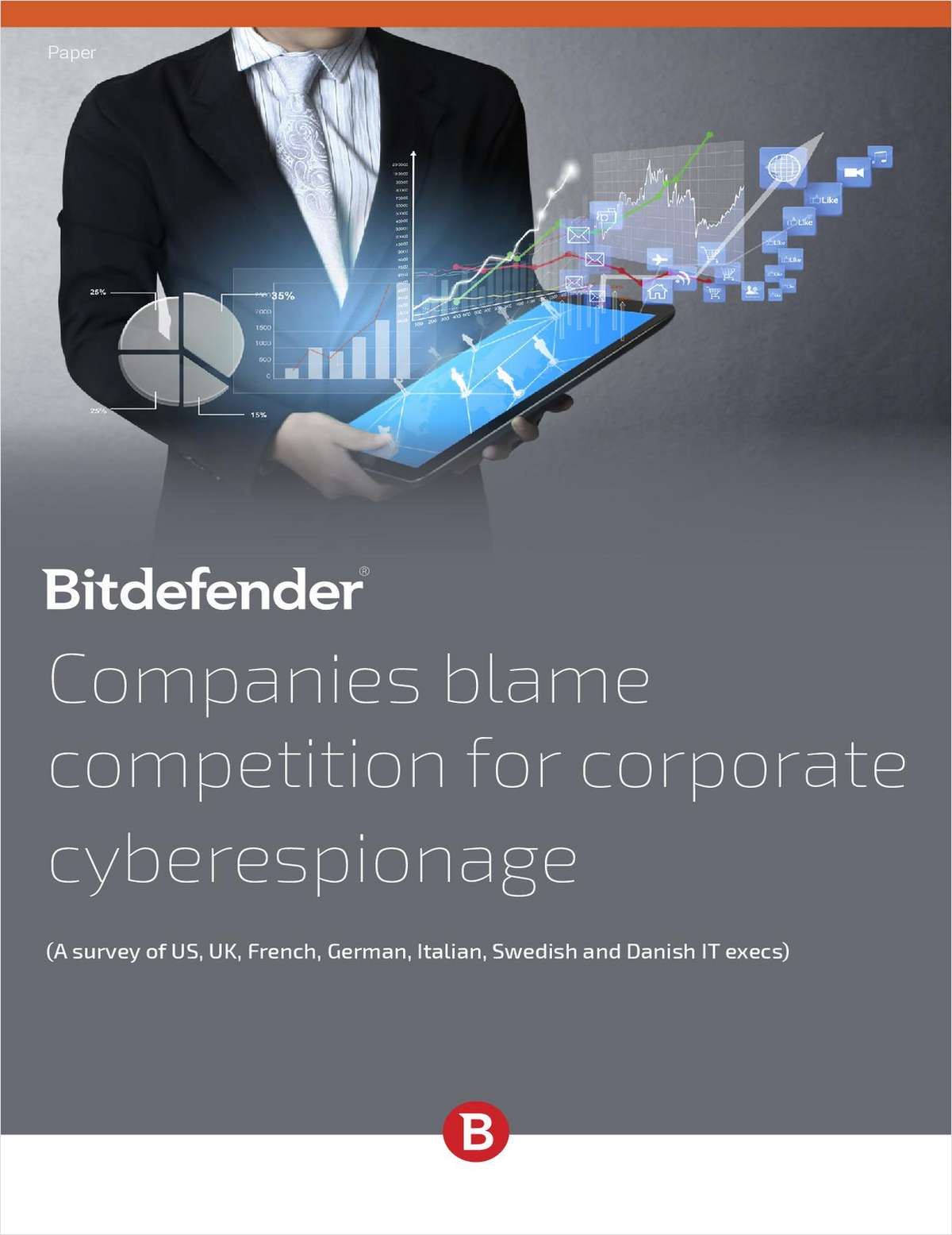 Who is to Blame for Corporate Cyberespionage?