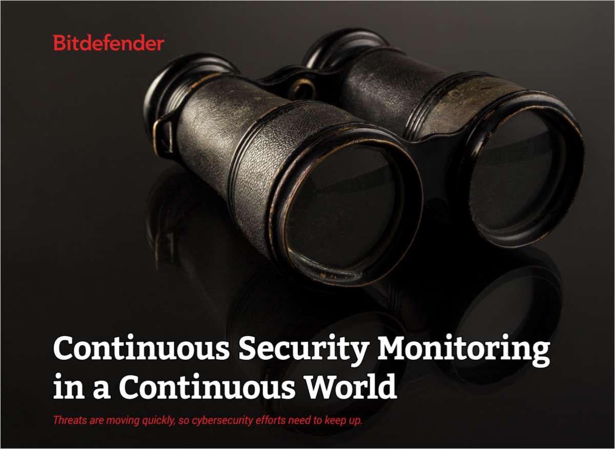 Continuous Security Monitoring in a Continuous World