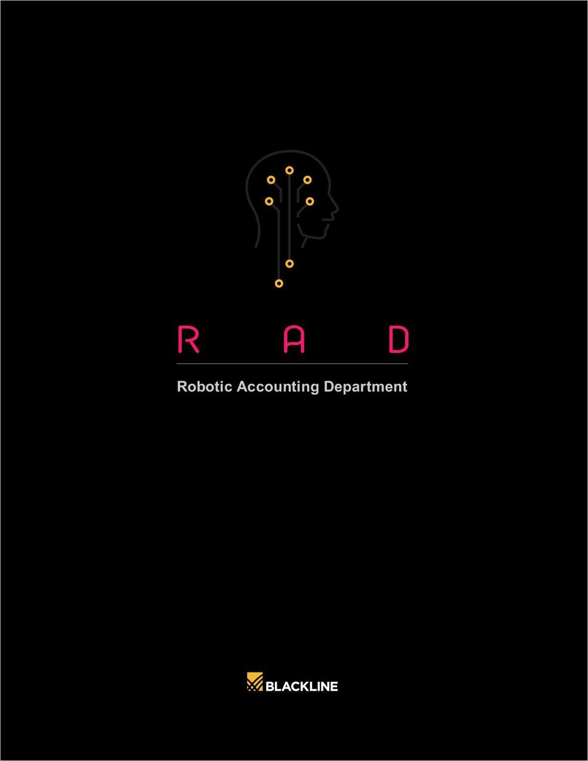 Robotic Accounting Department