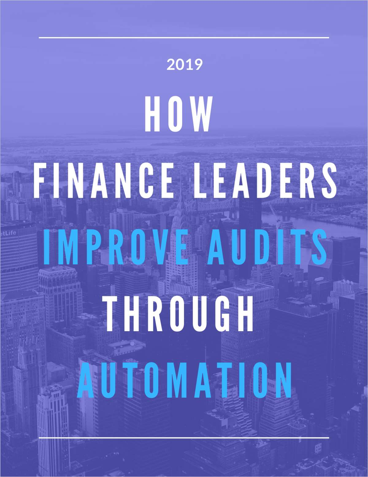 How Finance Leaders Improve Audits Through Automation