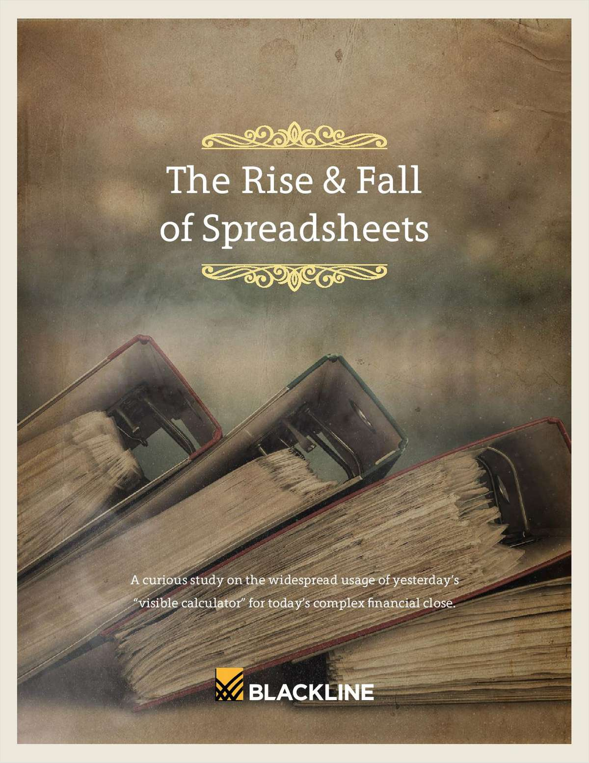 The Rise & Fall of Spreadsheets