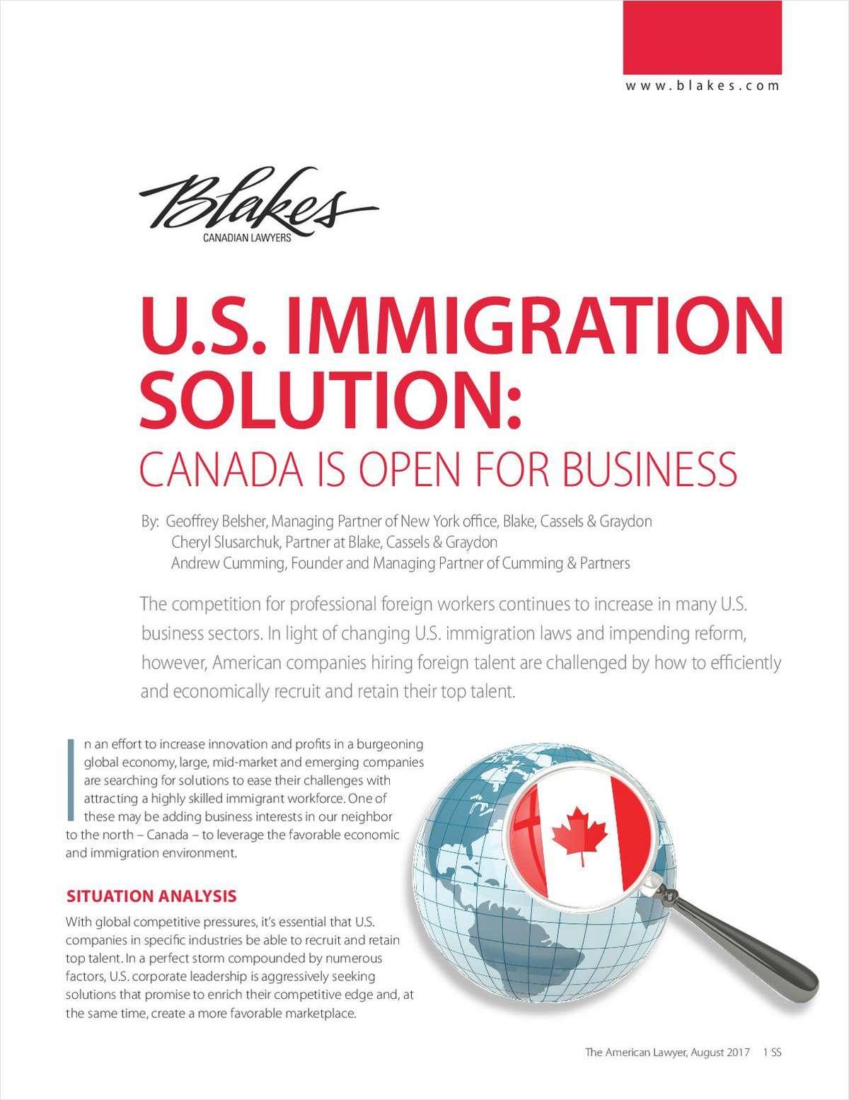 Retraining Program for Immigrant Engineers