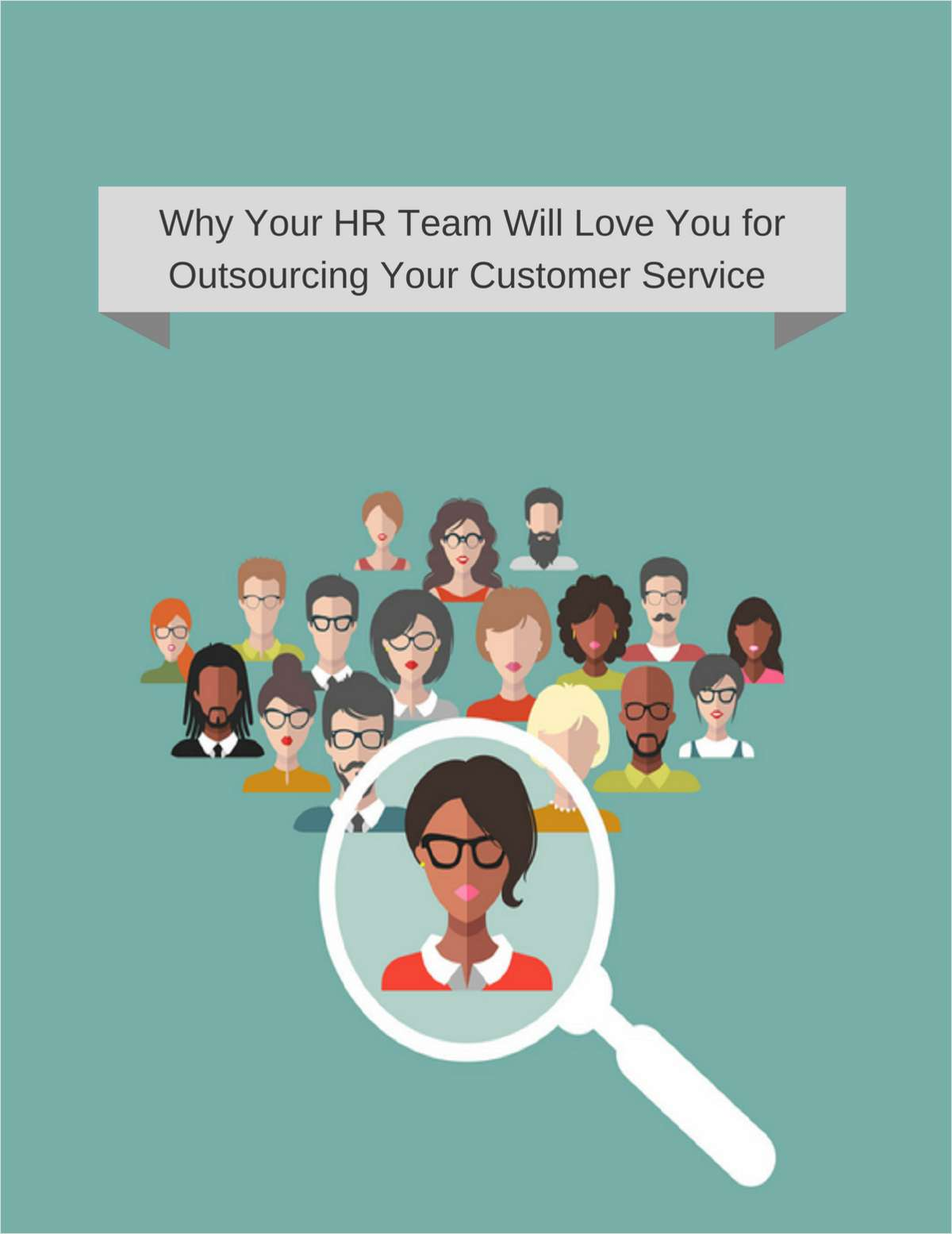 Why Your HR Team Will Love You for Outsourcing Your Customer Service