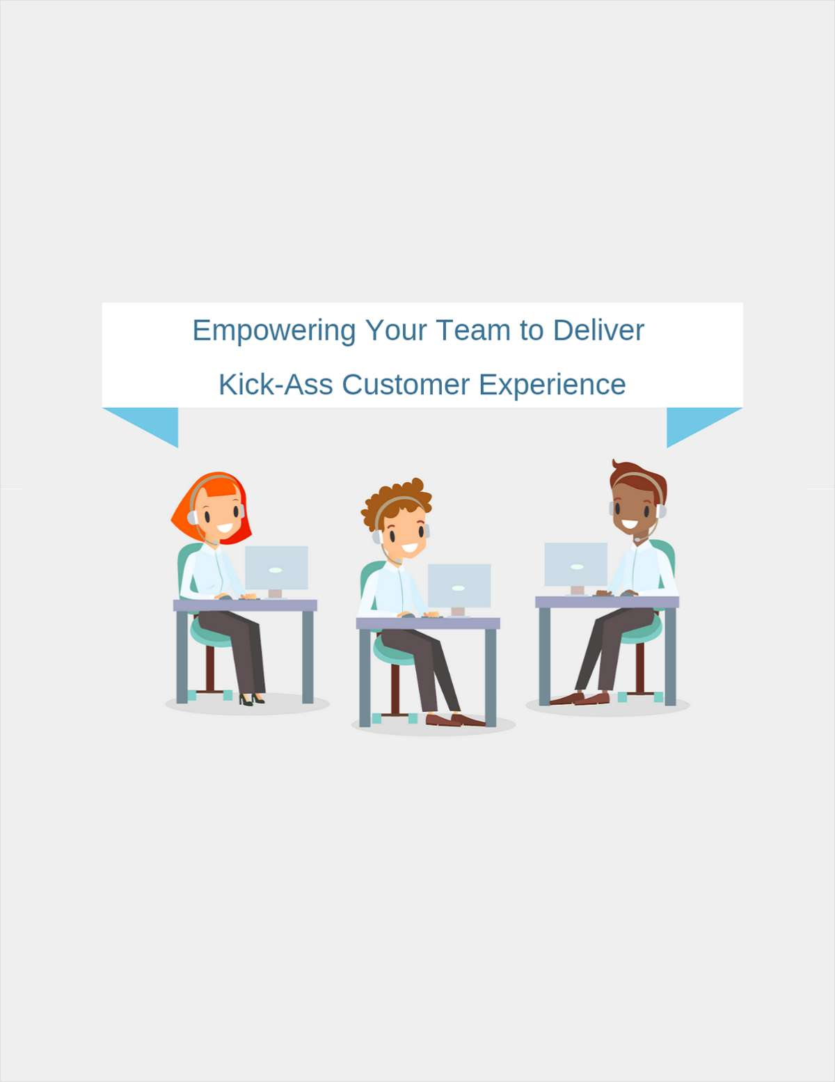 Empowering Your Team to Deliver Kick-Ass Customer Experience