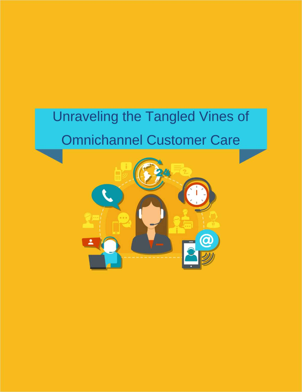 Unraveling the Tangled Vines of Omnichannel Customer Care