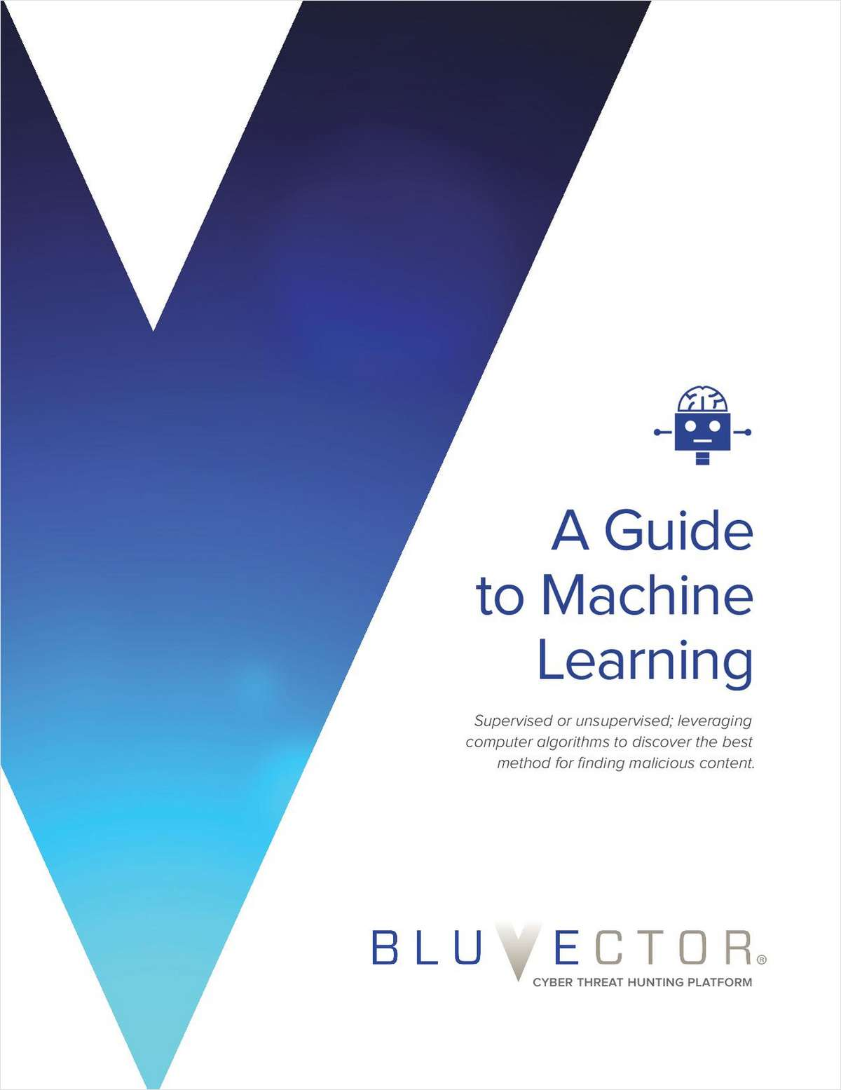 A Cybersecurity Guide to Machine Learning