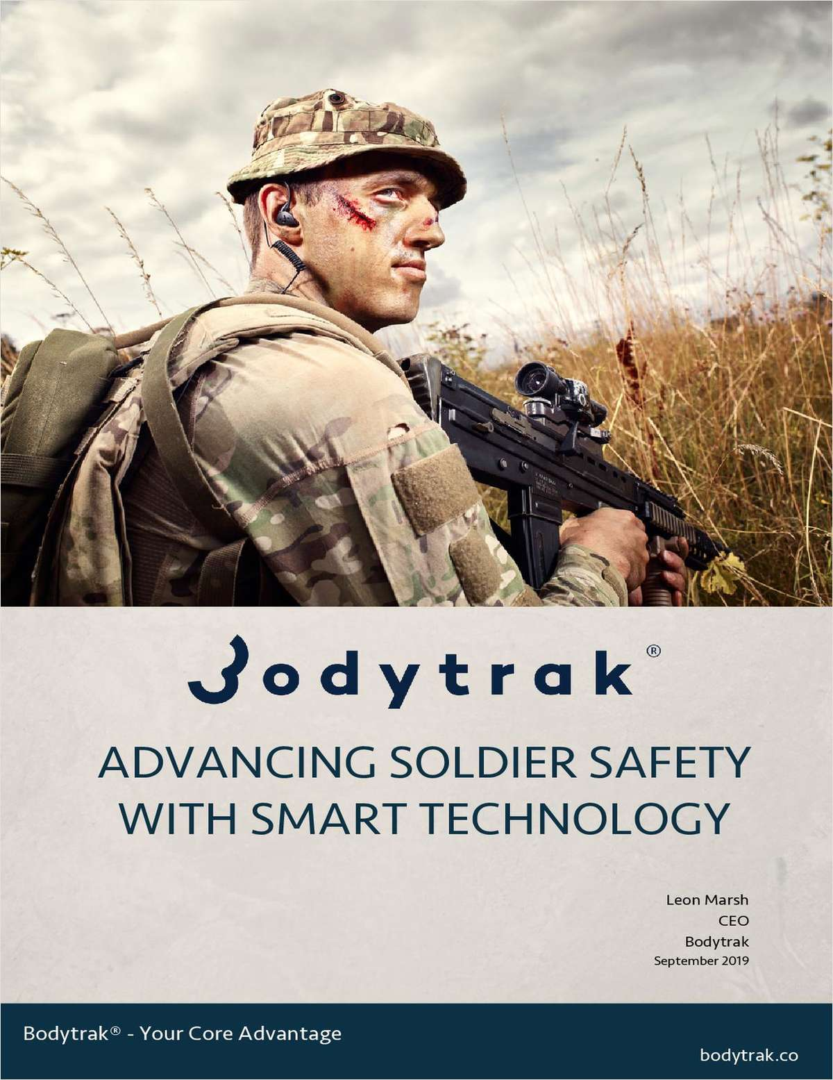 Advancing Soldier Safety with Smart Technology