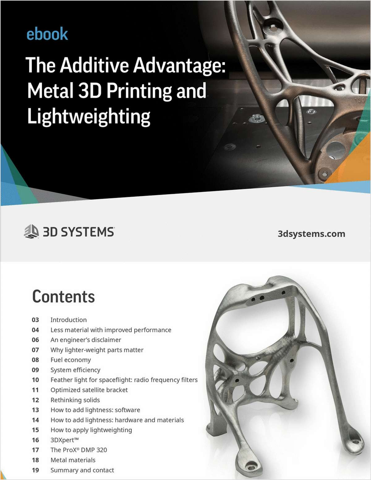 The Additive Advantage: Metal 3D Printing and Light-Weighting