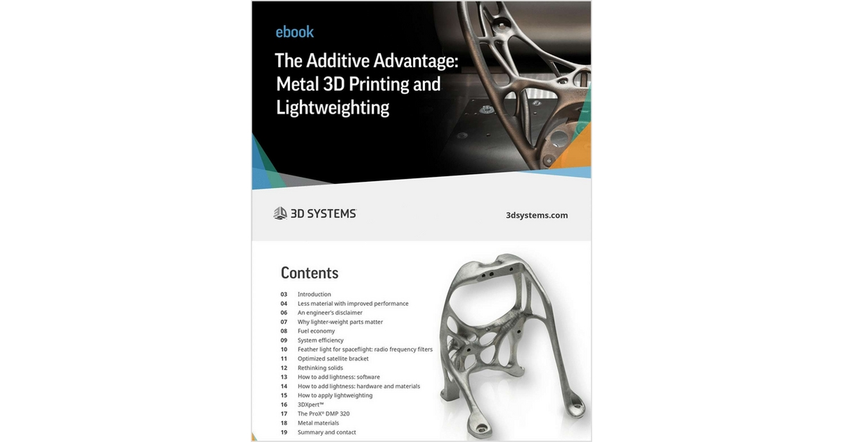 The Additive Advantage: Metal 3D Printing and Light