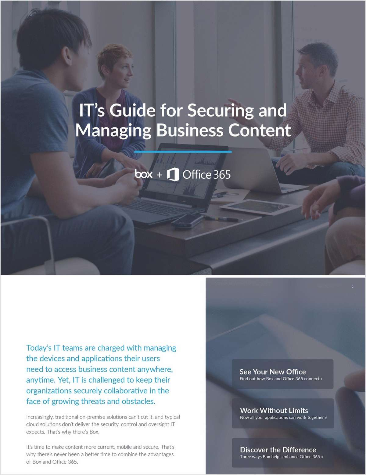 IT's Guide for Securing and Managing Business Content