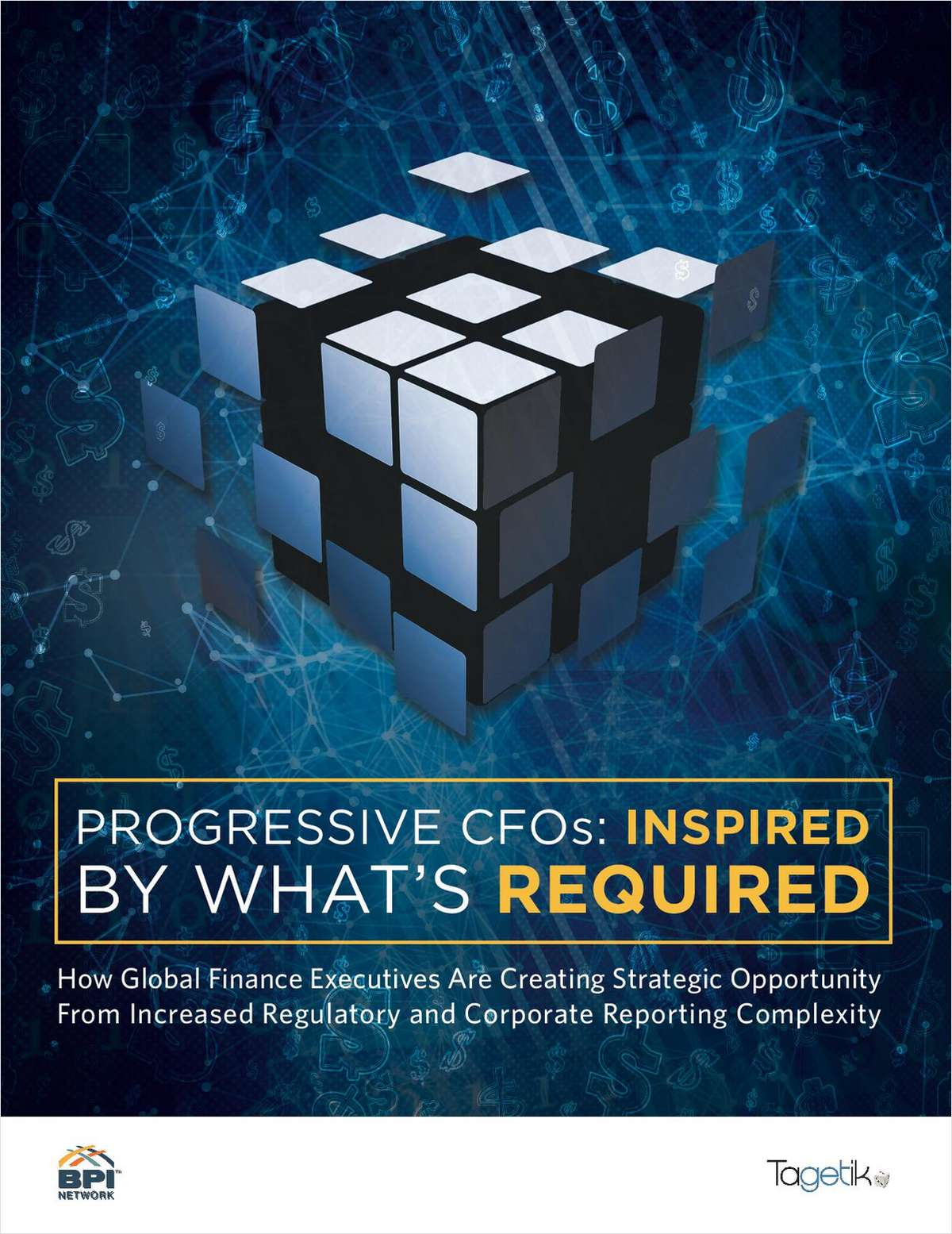 Progressive CFOs: Inspired by What's Required?