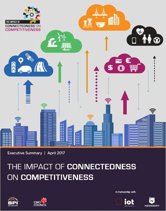 The Impact of Connectedness on Competitiveness - Executive Summary, April 2017
