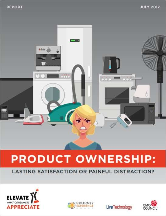 Product Ownership - Lasting Satisfaction or Painful Distraction?
