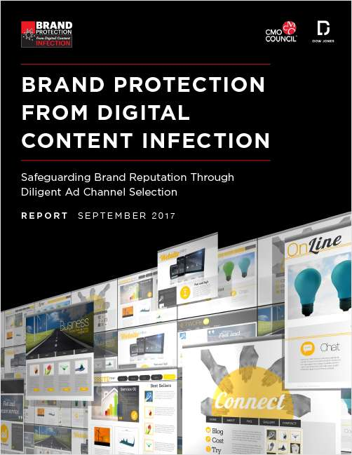 Brand Protection From Digital Content Infection