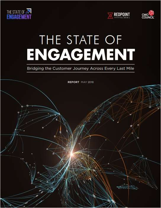 The State of Engagement - Bridging the Customer Journey Across Every Last Mile