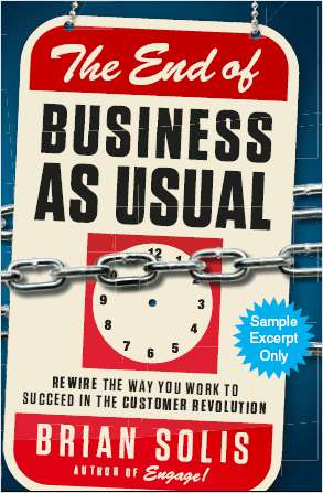 The End of Business as Usual - Free Excerpt
