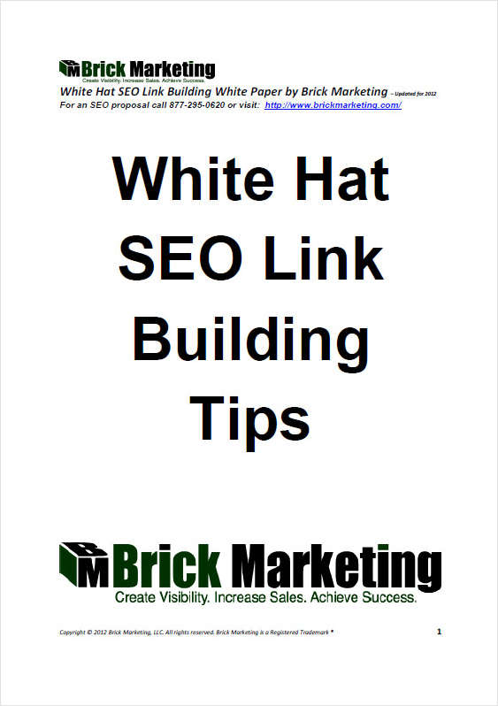 White Hat SEO Link Building Tips to Help Your SEO!