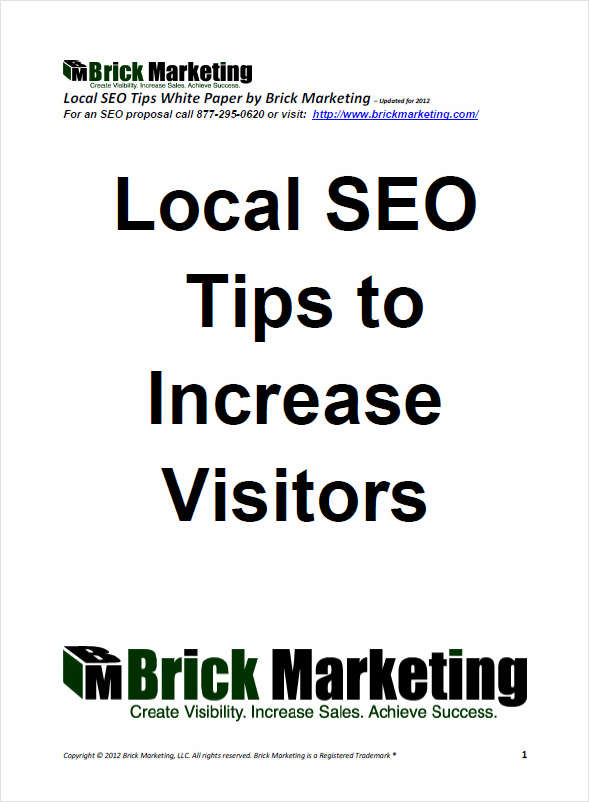 Local SEO Tips to Increase Website Visitors