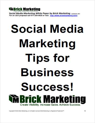 Social Media Marketing Tips for Business Success!