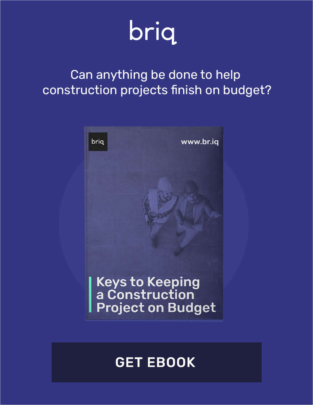 [eBook] - Keys to Keeping a Construction Project on Budget
