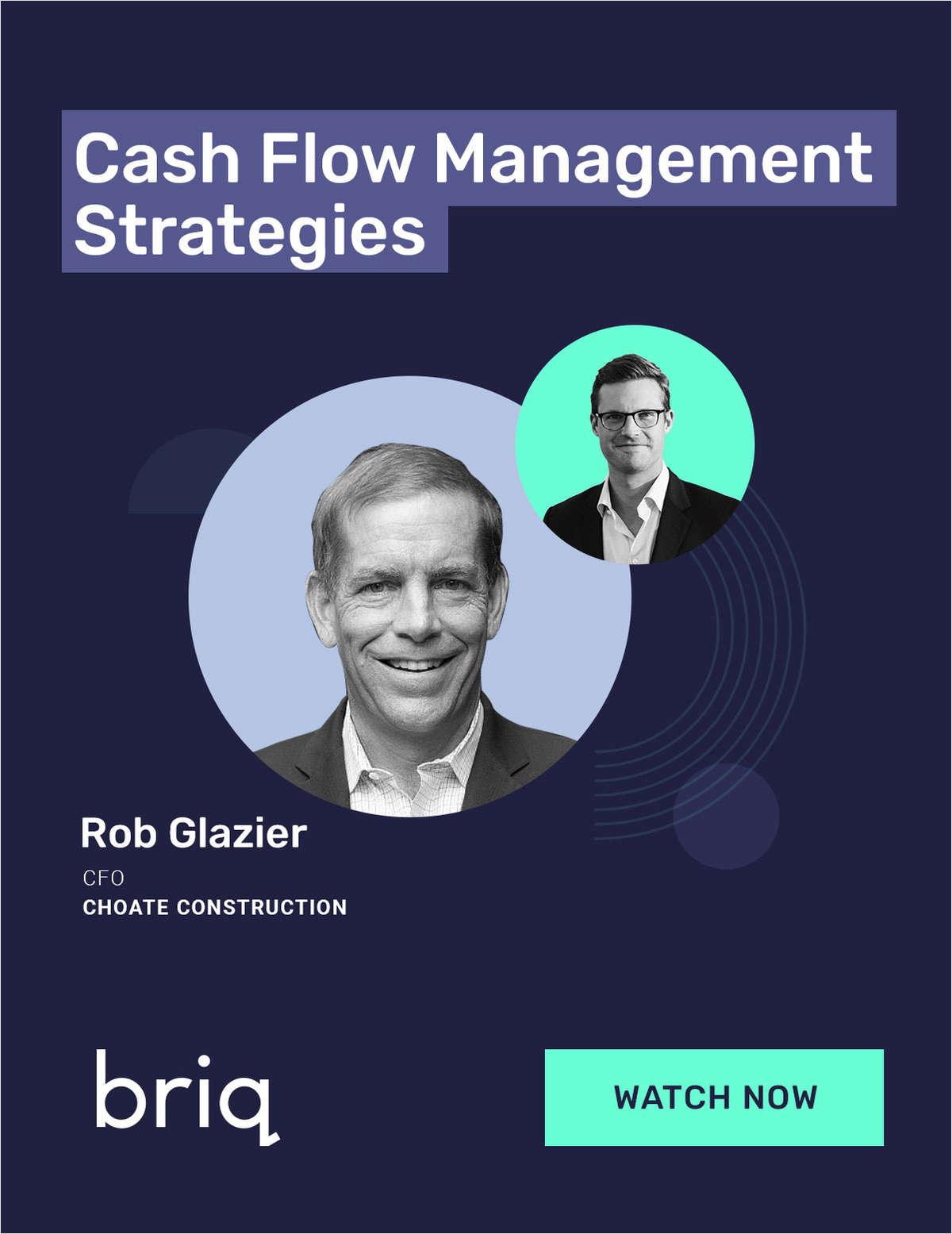 Cash Flow Management Best Strategies In Construction