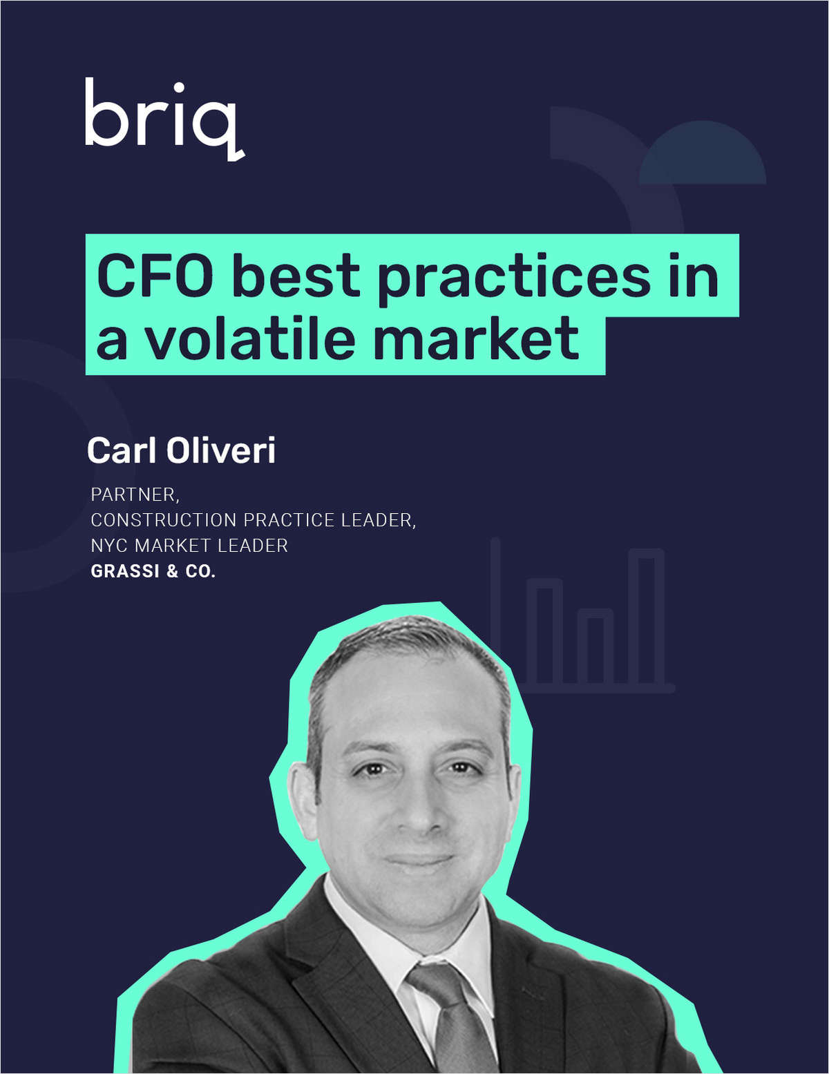 CFO Best Practices for a Volatile Market with Carl Oliveri