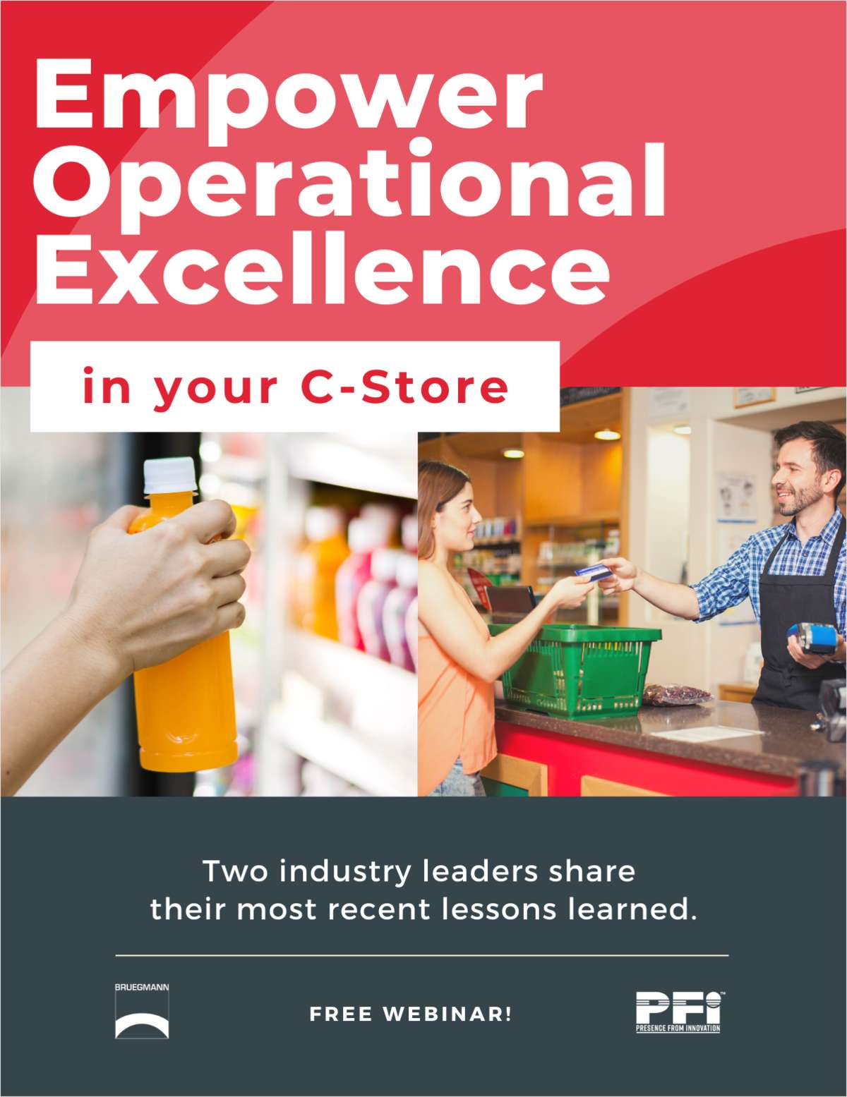 Convenience Stores: Empower Operational Excellence.