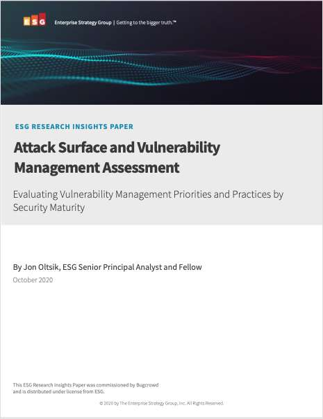 Attack Surface and Vulnerability Management Assessment