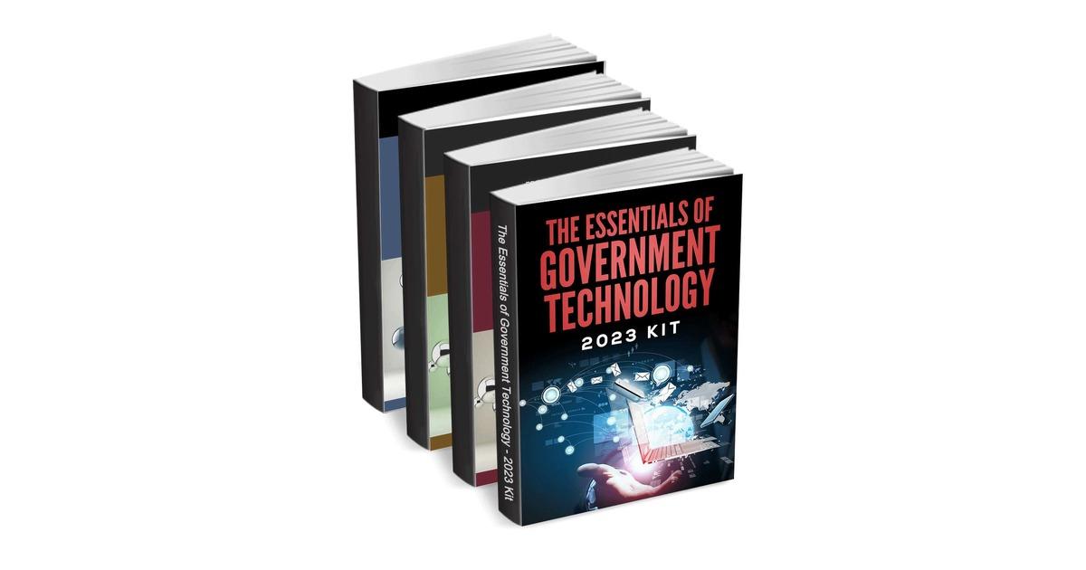 The Essentials Of Government Technology - 2021 Kit, Free TradePub Kit
