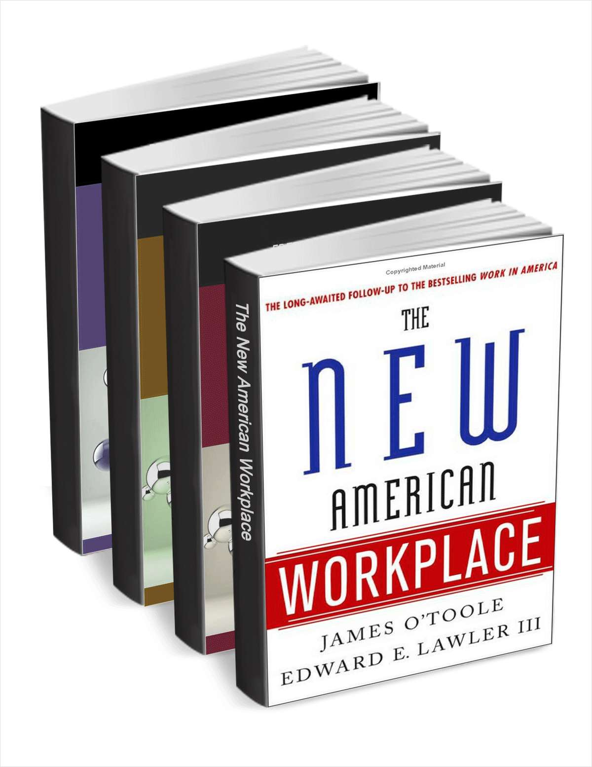 The New American Workplace Research Kit - Includes a Free $8.50 Book Summary